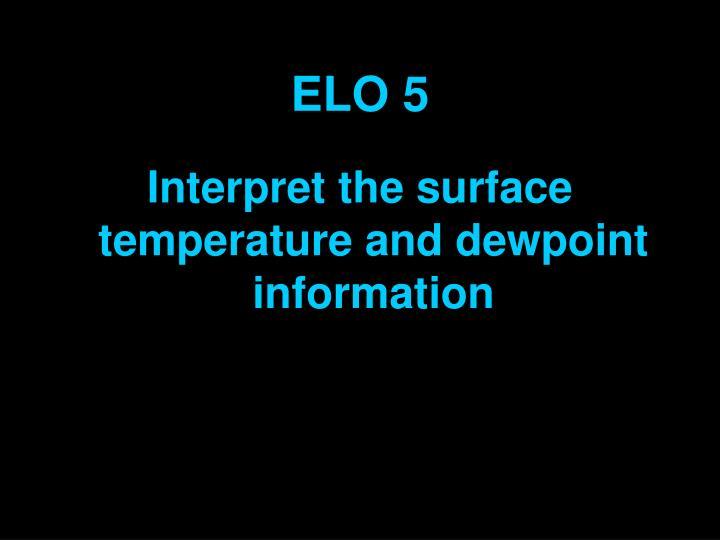 ELO 5