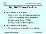 dl poly force field a