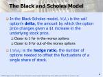 the black and scholes model2