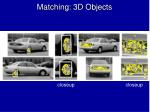 matching 3d objects1