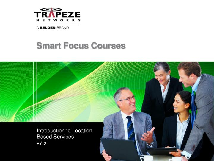 Smart focus courses