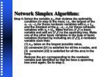 network simplex algorithm1