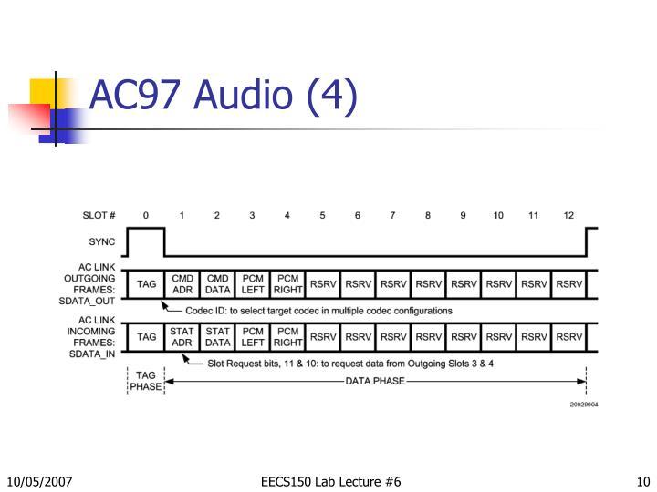AC97 Audio (4)