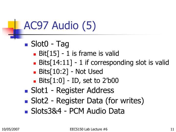 AC97 Audio (5)