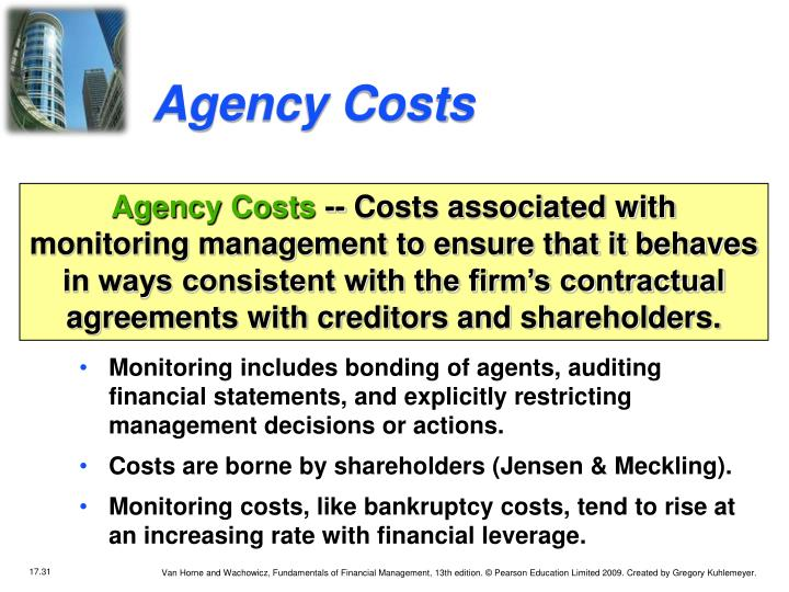Agency Costs