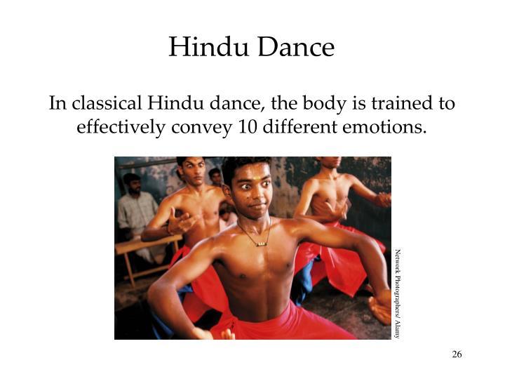 Hindu Dance