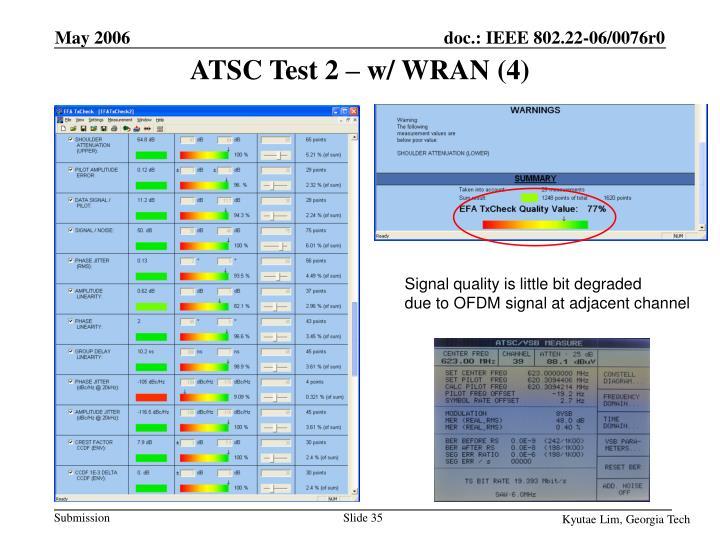 ATSC Test 2 – w/ WRAN (4)