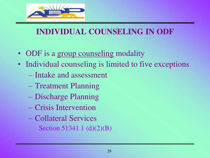 an analysis of substance abuse counseling to patients Vistas substance abuse  a qualitative analysis of counseling students  a review of effective treatments for patients with co-occurring chronic pain and.
