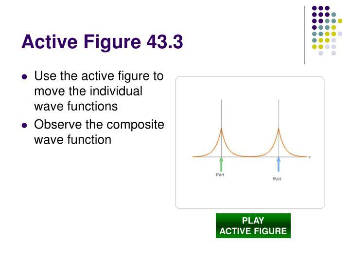 Active Figure 43.3
