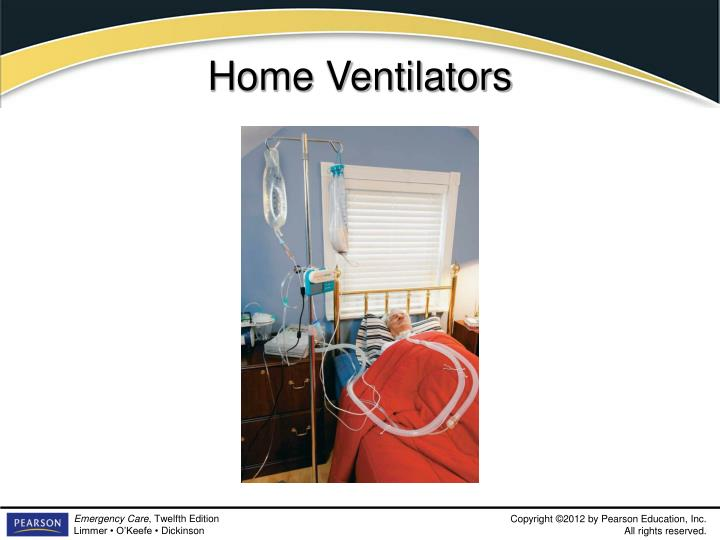 Home Ventilators