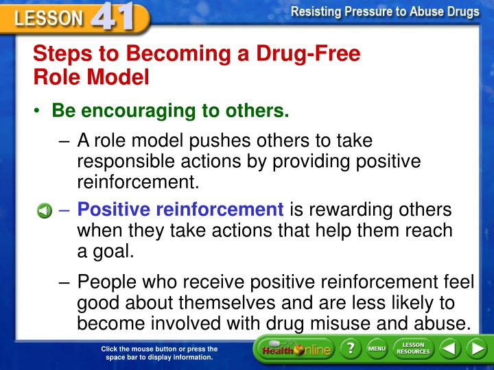 Steps to Becoming a Drug-Free