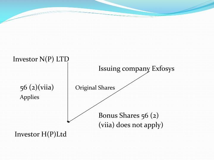 Investor N(P) LTD