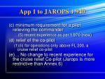 app 1 to jarops 1 940