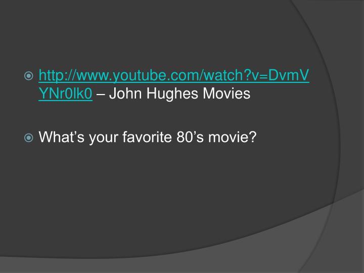 http://www.youtube.com/watch?v=DvmVYNr0lk0