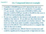 1 b compound interest example