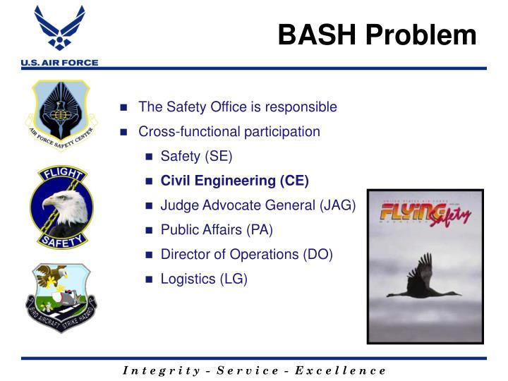 BASH Problem