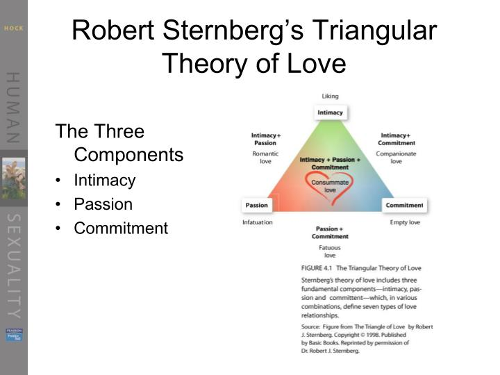 Robert Sternberg's Triangular Theory of Love