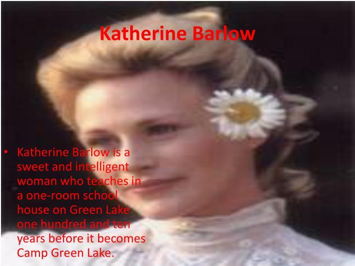 Katherine Barlow