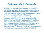 problemas control primario