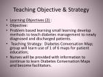 teaching objective strategy1