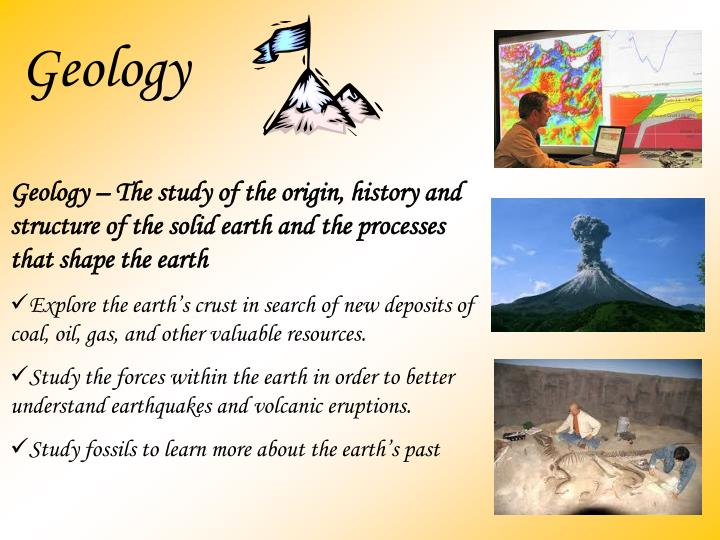 What prevents geologists from studying earths interior?