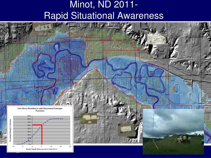 Minot, ND 2011-