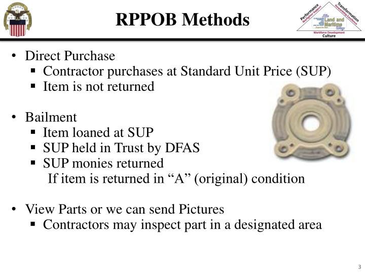 RPPOB Methods
