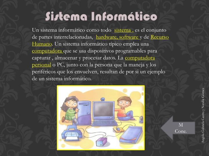 Sistema Informático