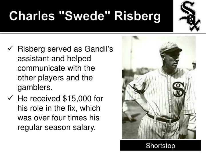 """Charles """"Swede"""""""