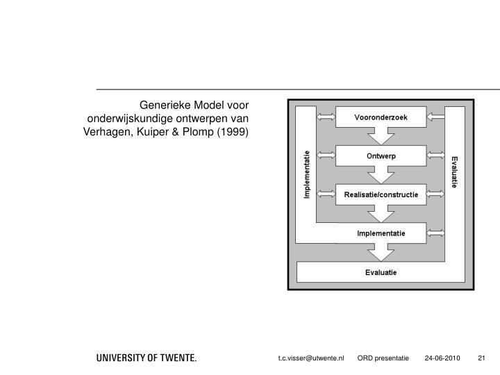 Generieke Model voor
