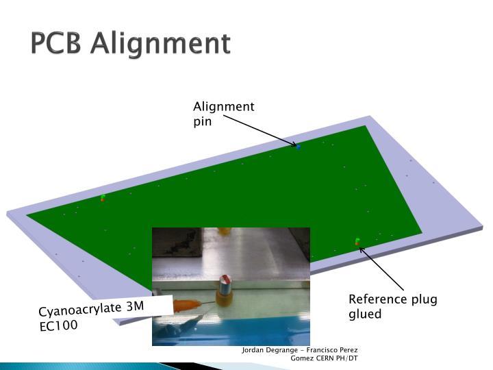 PCB Alignment