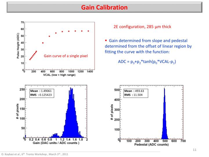 Gain Calibration