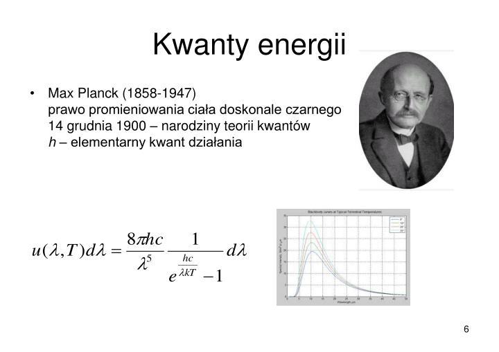 Kwanty energii