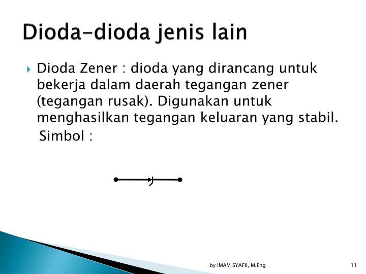 Dioda-dioda