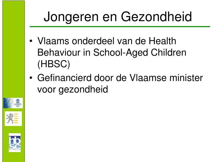 Jongeren en Gezondheid
