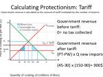 calculating protectionism tariff3