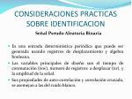 consideraciones practicas sobre identificacion5