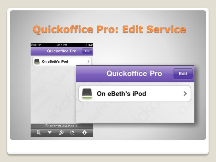 Quickoffice