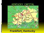 kentucky capital