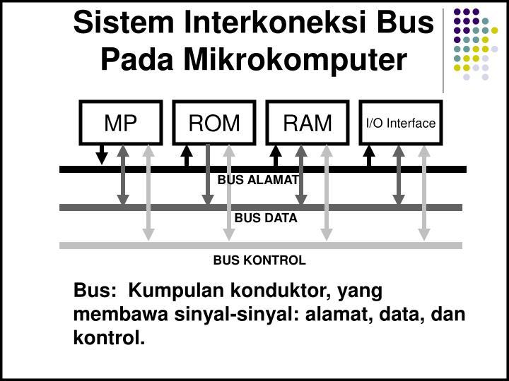 Sistem Interkoneksi Bus