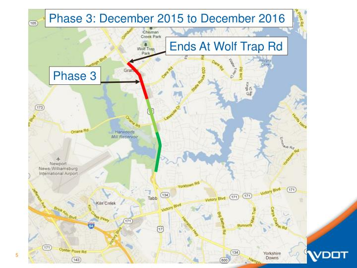 Phase 3: December 2015 to December 2016