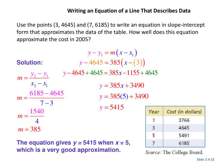 CLASSROOM EXAMPLE 8