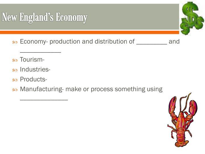 New England's Economy