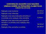 conven o quadro das na es unidas sobre altera es clim ticas conceitos de base1