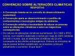 conven o sobre altera es clim ticas respostas2