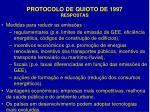 protocolo de quioto de 1997 respostas6