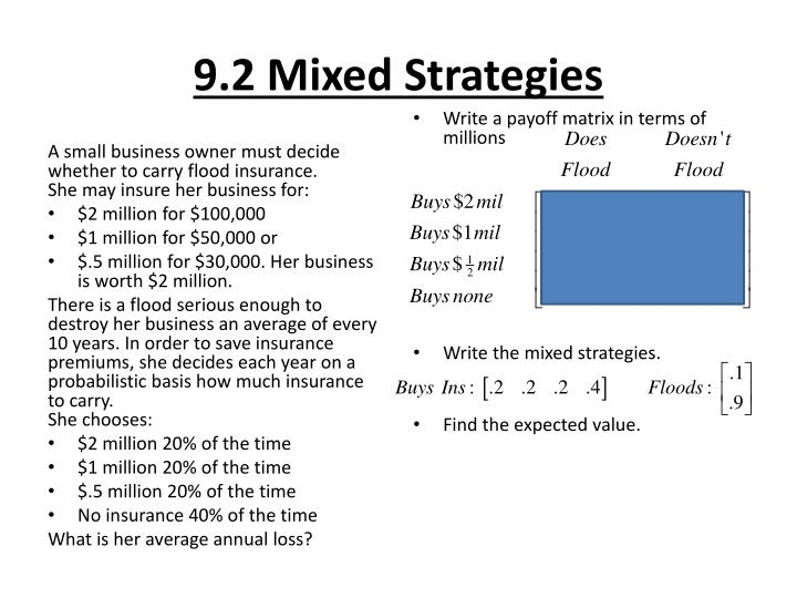 9 2 mixed strategies1