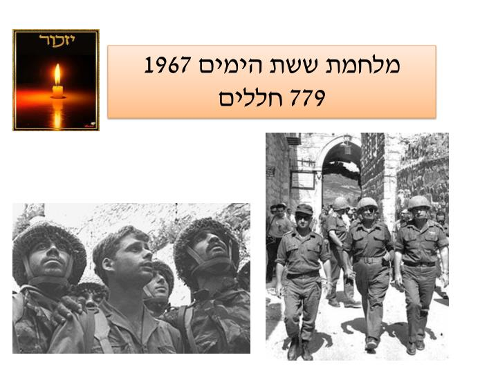 מלחמת ששת הימים 1967