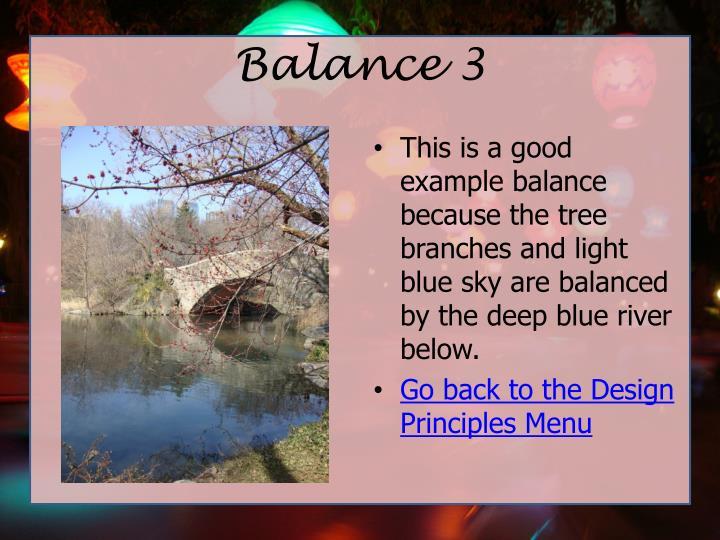 Balance 3