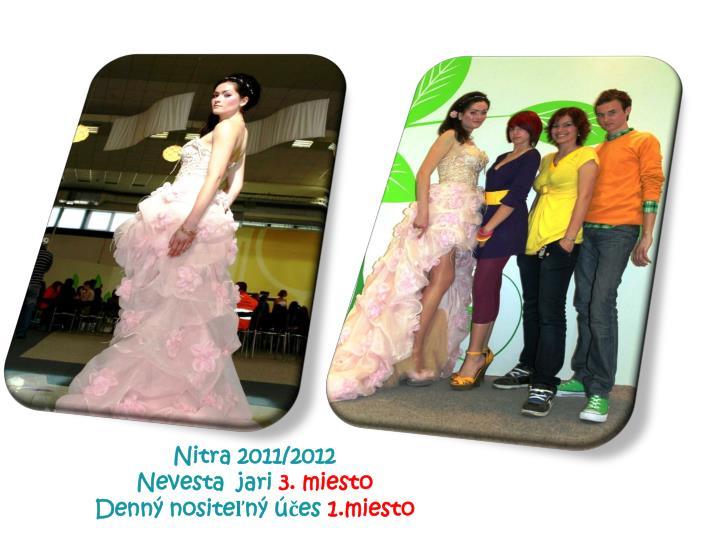 Nitra 2011/2012